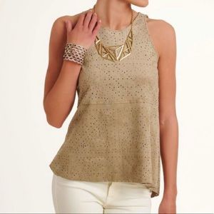 BCBG Tops - BCBG 'caralyn' Cut Out Tank Top